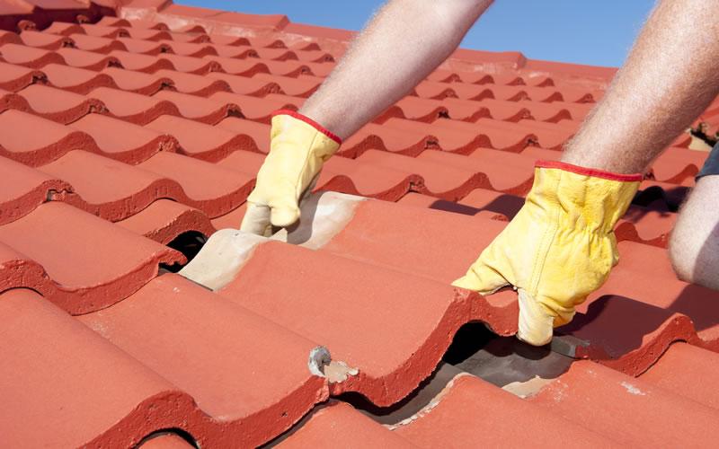 Dakopbouw schuin dak