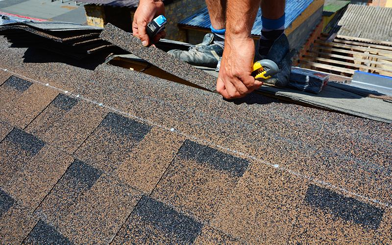bitumen dakbedekker and het dakdekken