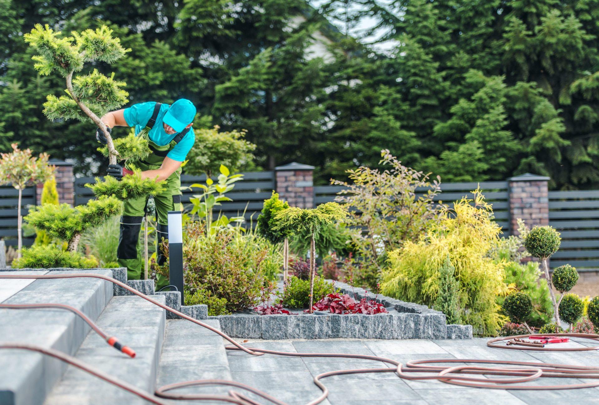 Kosten tuin aan laten leggen