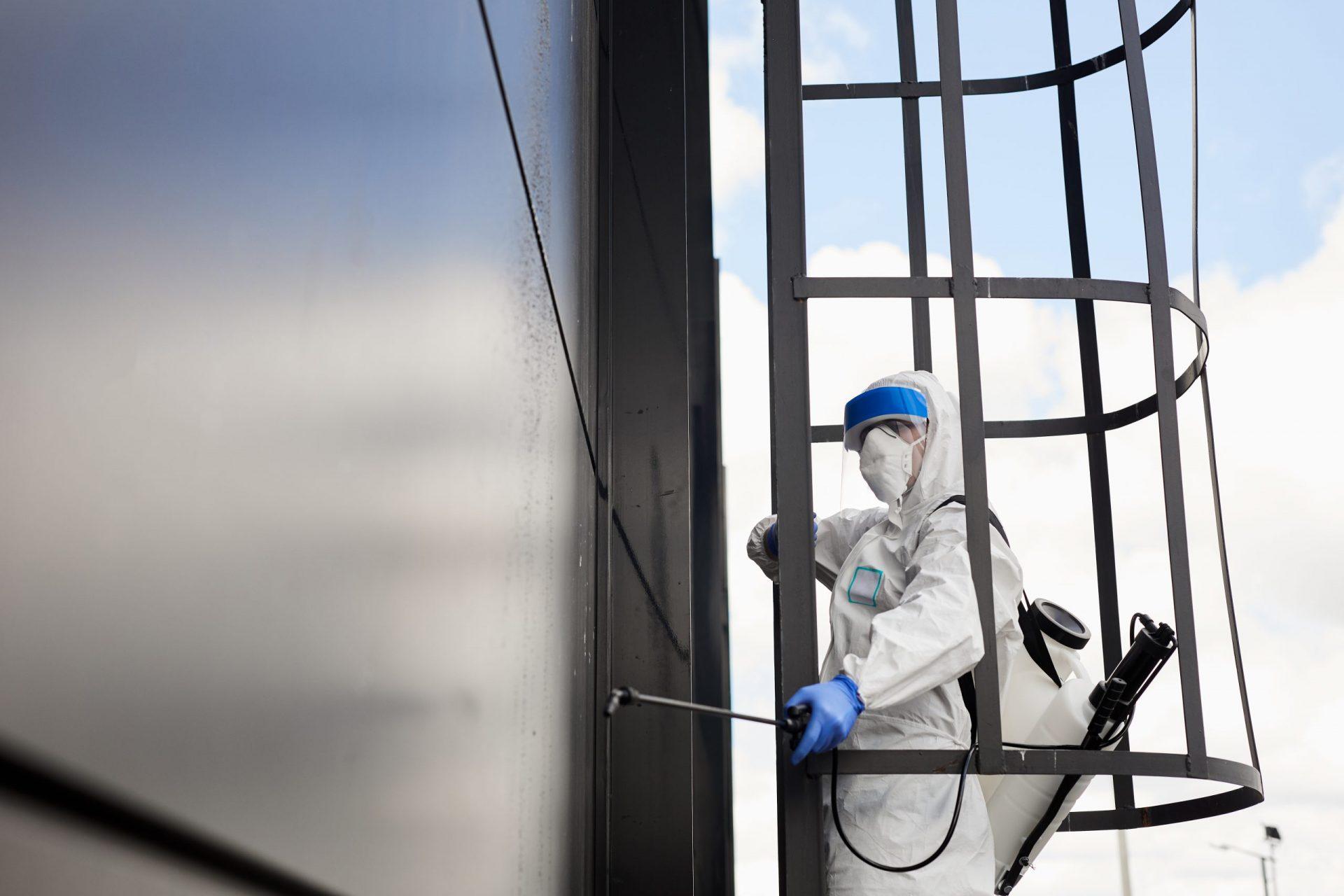 Graffiti verwijderen kosten